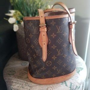 Louis Vuitton Small Bucket